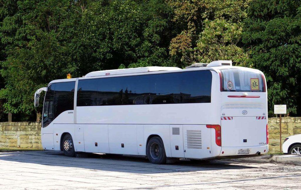 заказа автобуса для детей онлайн