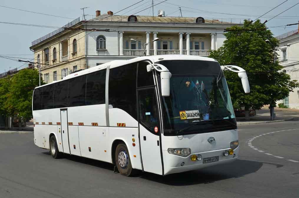 туристический автобус аренда