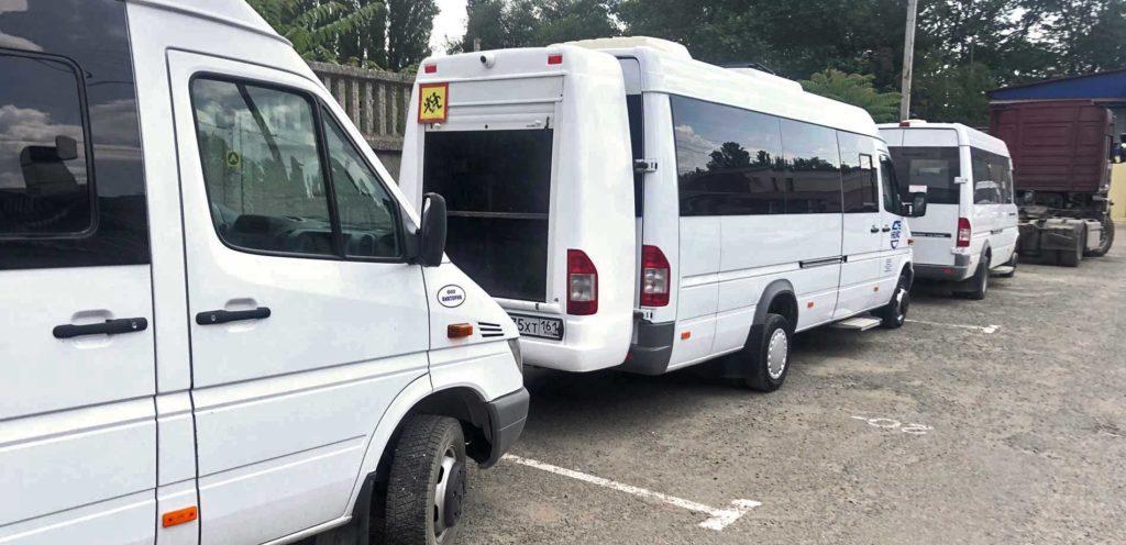 аренда автобуса для экскурсии