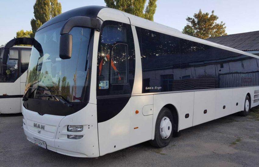 автобус 55 мест